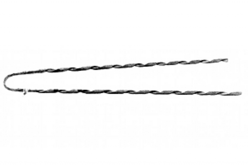ALÇA PREFORMADA PARA CORDOALHA AÇO 9,5mm2 – R$/PÇ
