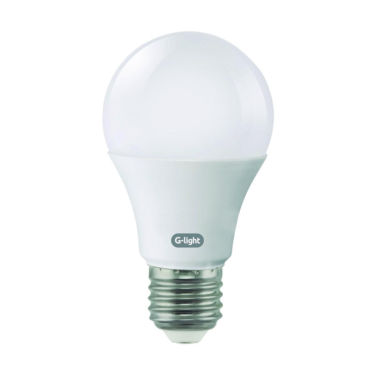 lampada led bulbo g light a60 6 5w 6500k 100 240v judy cabos. Black Bedroom Furniture Sets. Home Design Ideas